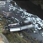 花巻市の工場からニッケルめっき剥離液5~6トンが流出、致死量12万人分
