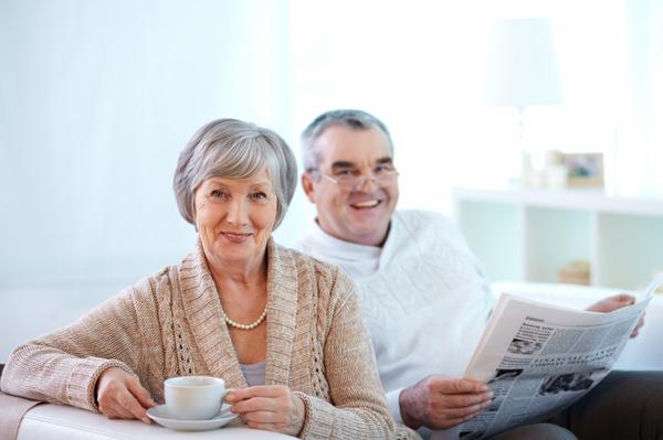 老後破産を考えていない老夫婦