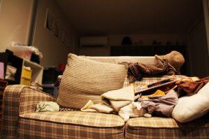 家賃滞納で強制退去