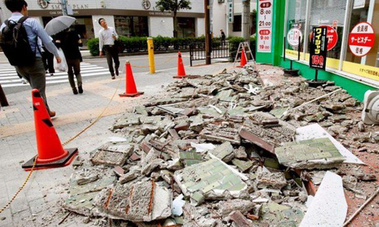 大阪地震の被害