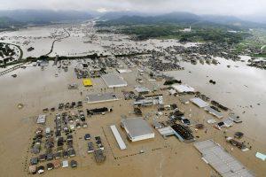 西日本豪雨被害